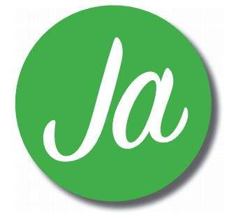 ja sticker