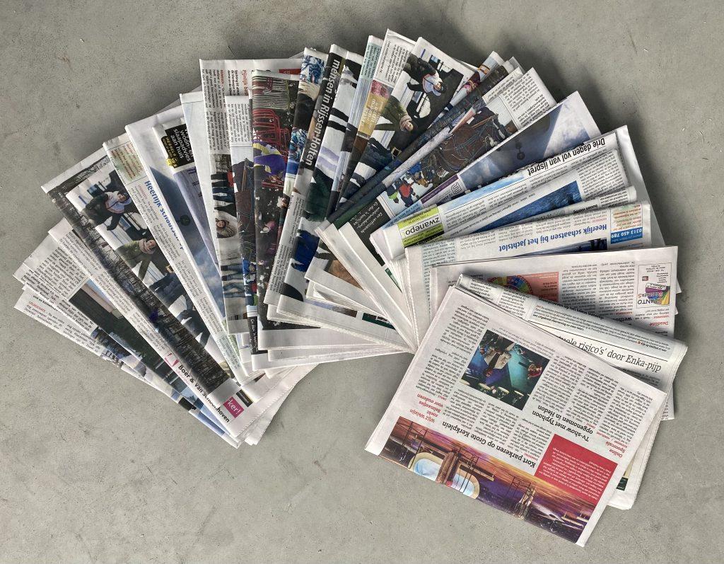 lokale kranten